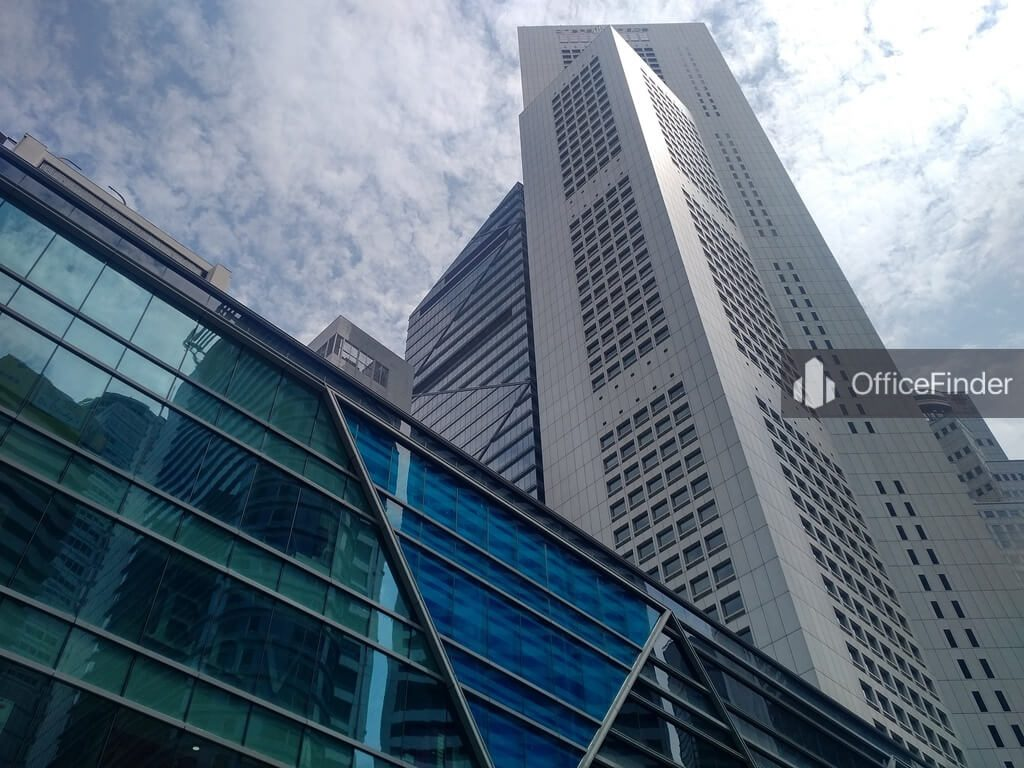 Office Space Near Raffles MRT Station| One Raffles Place