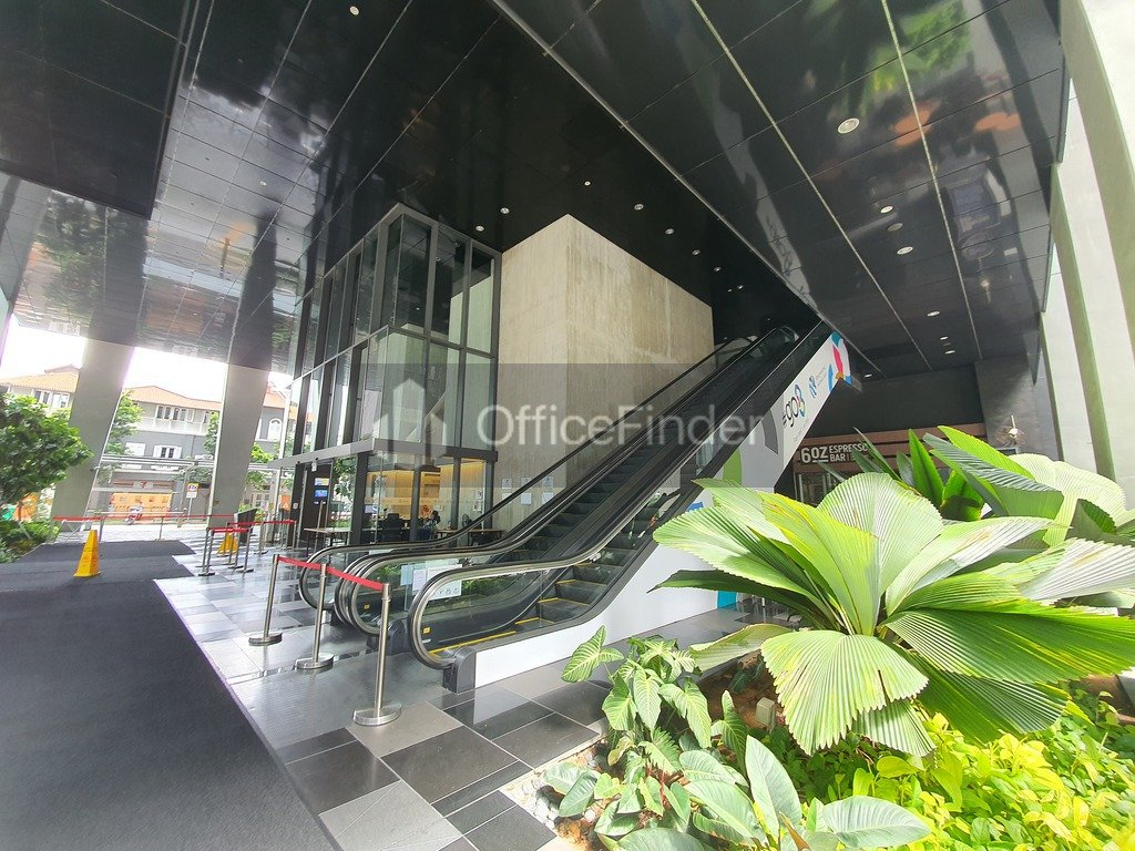 Tokio Marine Centre Office for Rent