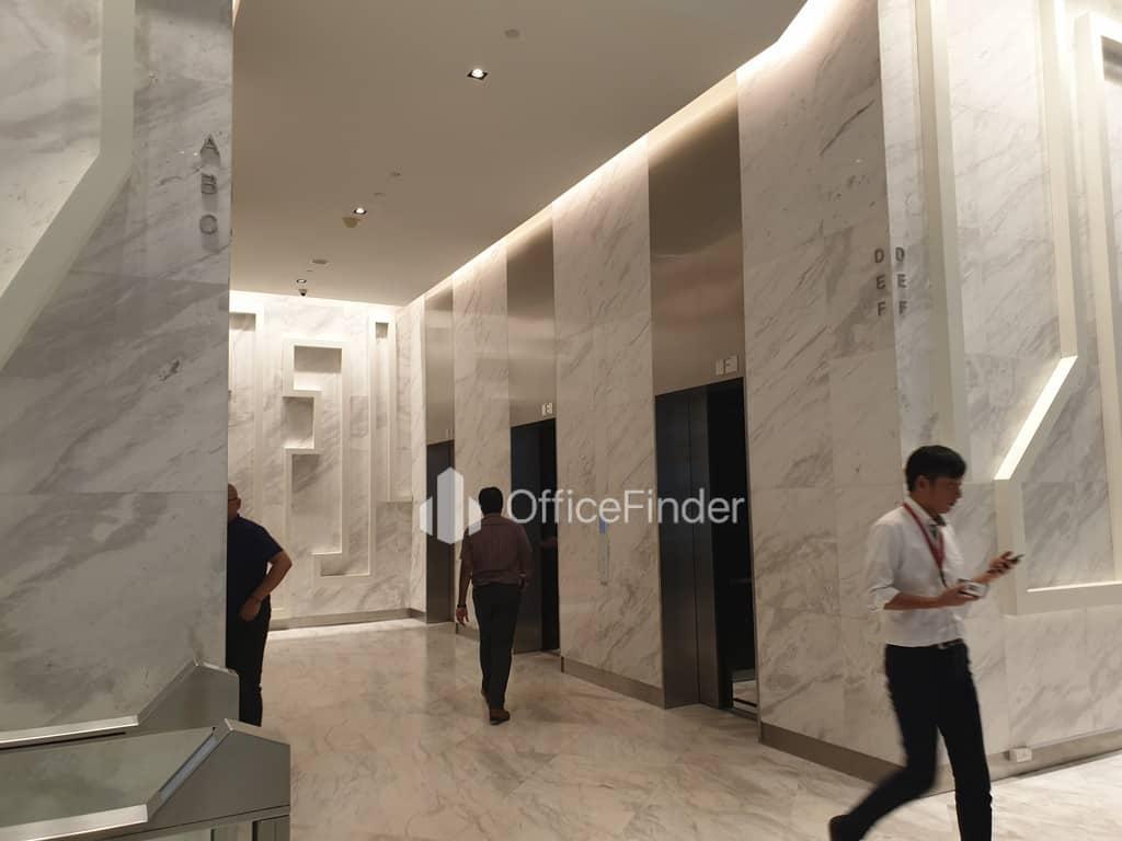 Twenty Anson Office Lobby