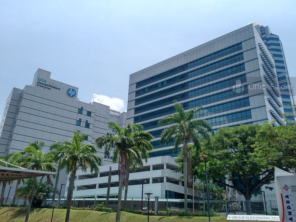 UE Bizhub West office Space for Rent