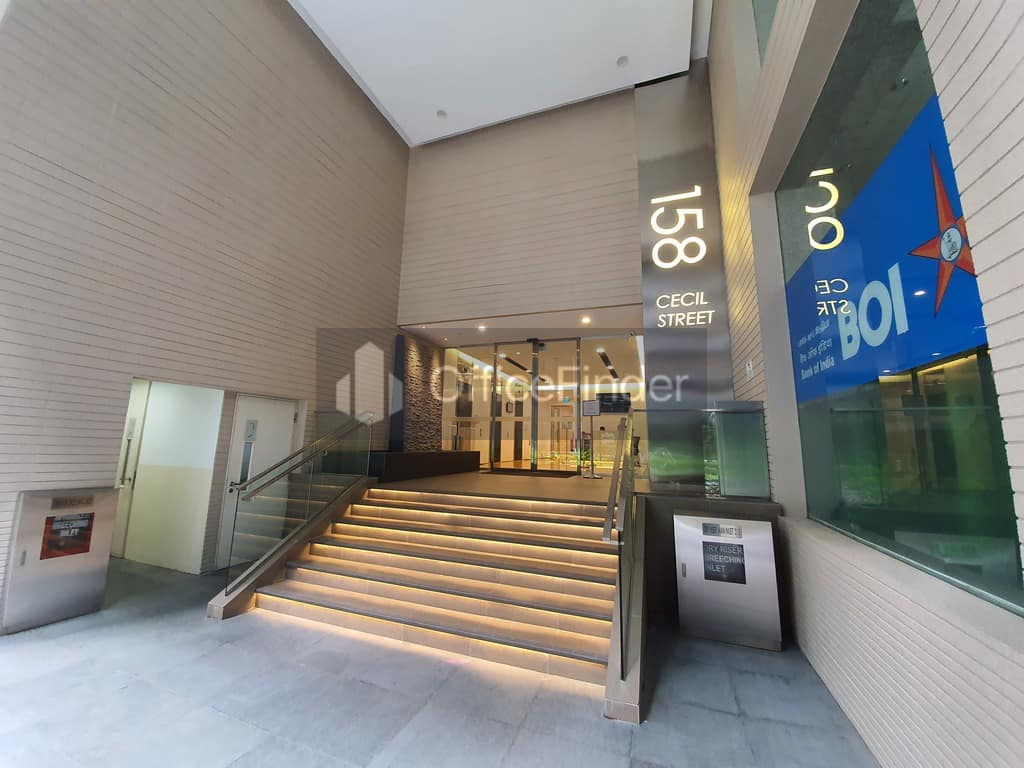 158 Cecil Street Office for Rent