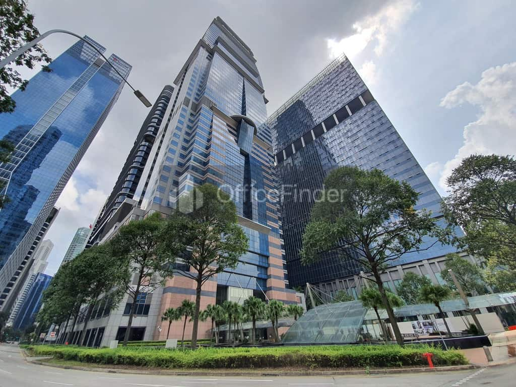 Capital Tower Office for rent