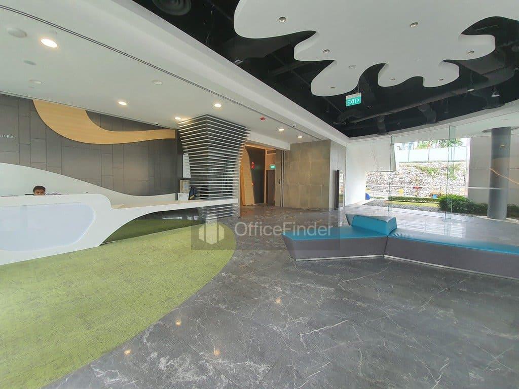 UE Bizhub West Office for rent