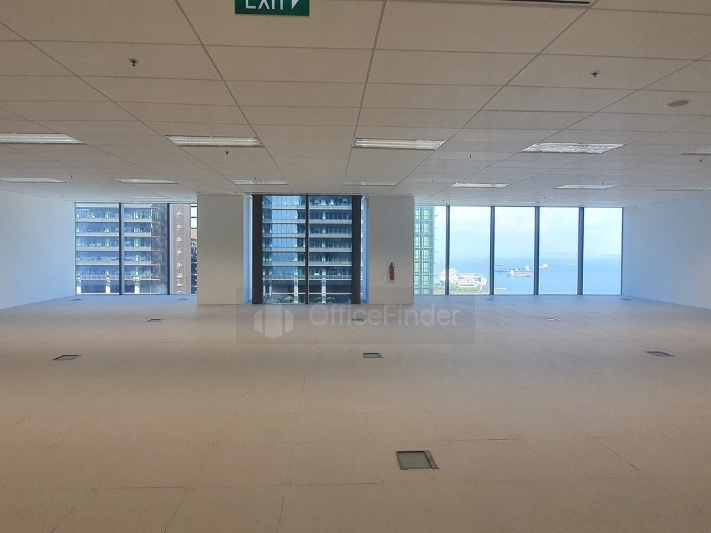 Asia Square Office for rent