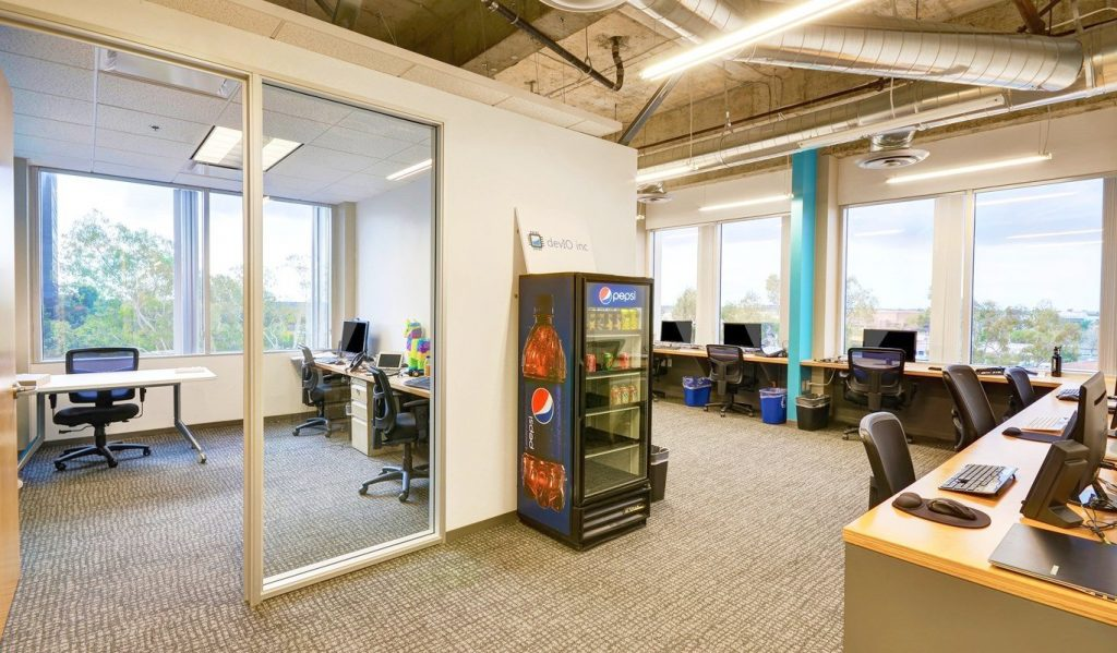 Office Space in Singapore - Shared Office Space Singapore