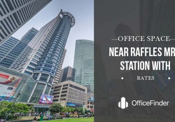 Office space Raffles Place with rental rates