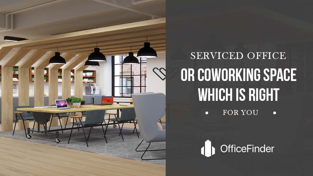 Serviced Office or Coworking Space, Which is Right for You?