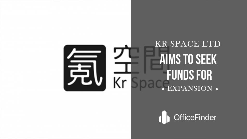 KR Space Ltd. Aims To Seek Funds For Expansion