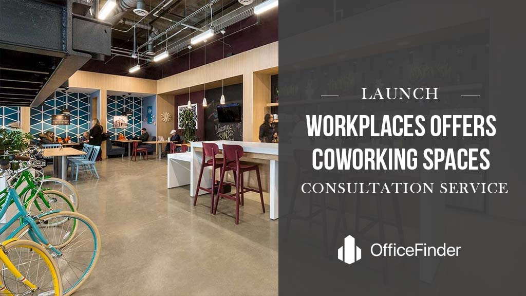 Launch Workplaces Offers Coworking Spaces Consultation Service