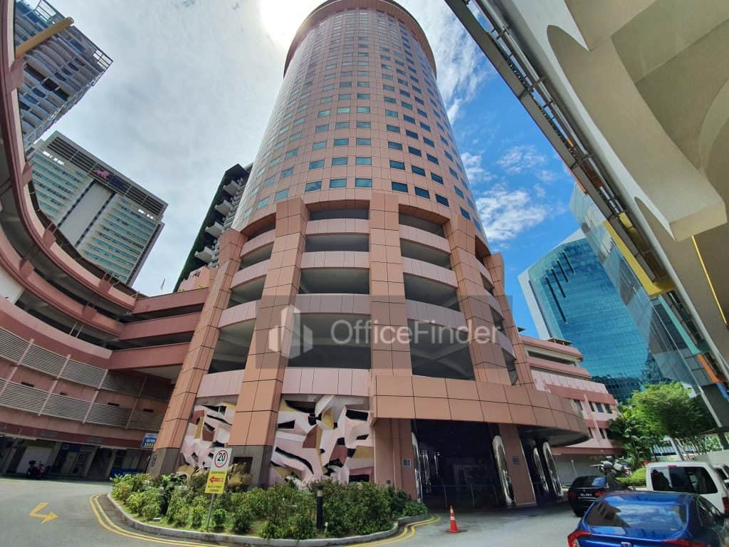 Goldhill Plaza Office for Rent