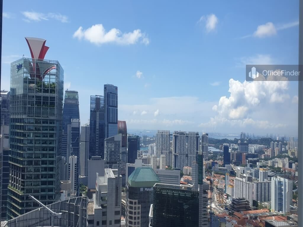 One Raffles Place