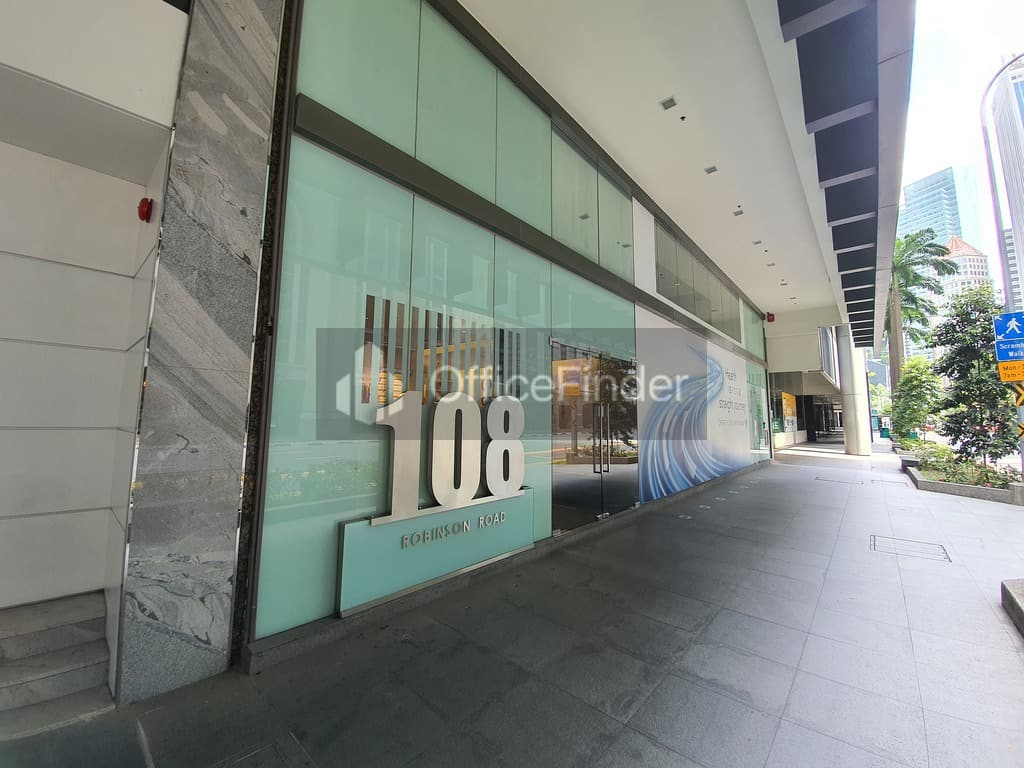 108 Robinson Road Office for rent - Finexis Building