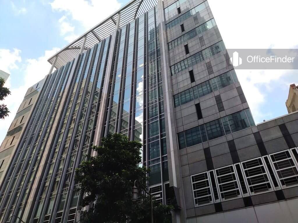 137 Telok Ayer Street Office Space