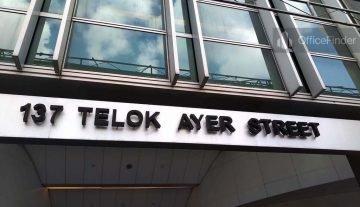 137 Telok Ayer Street