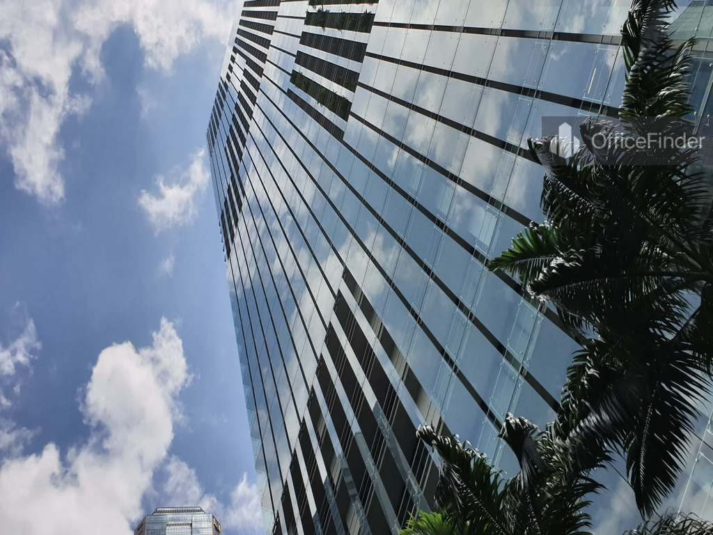 CapitaGreen in Top 10 Office Buildings