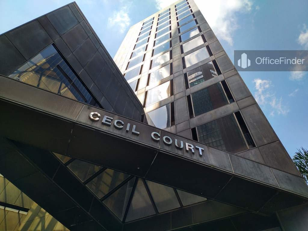 Cecil Court Office Space