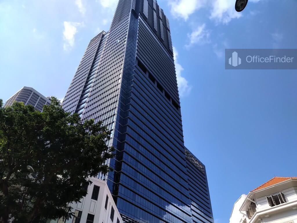 Tanjong Pagar Centre - Guoco Tower