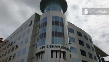 CPF Bishan Building