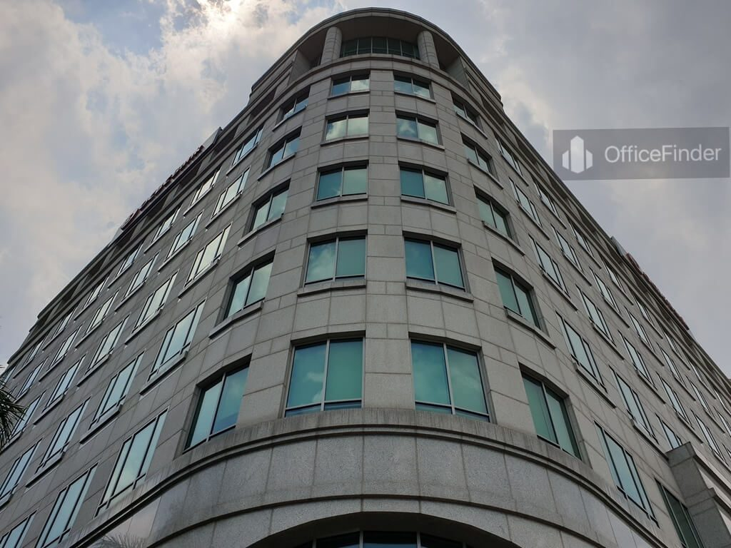 OCBC Tampines Centre One Building