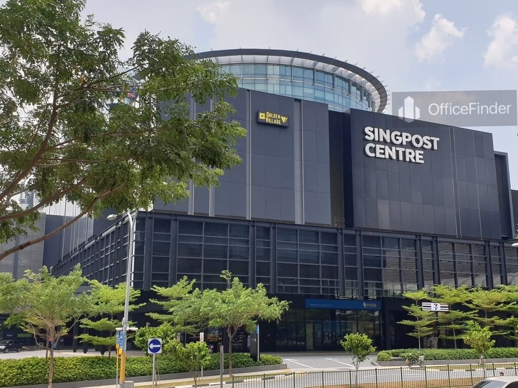 Singpost Centre Building