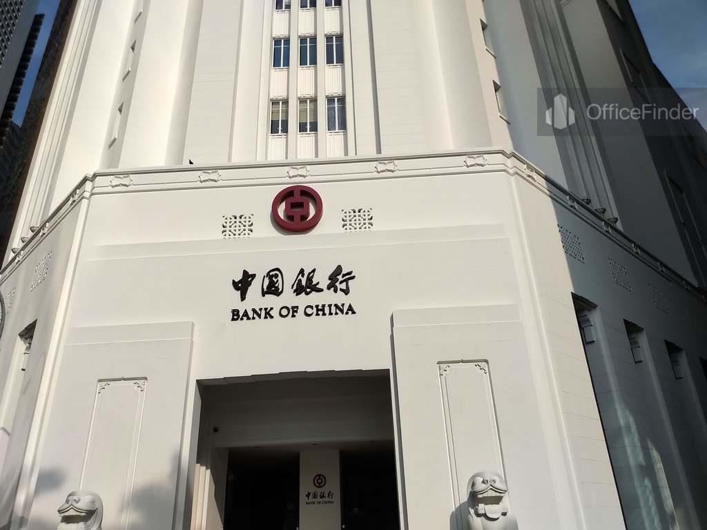 Bank of China building