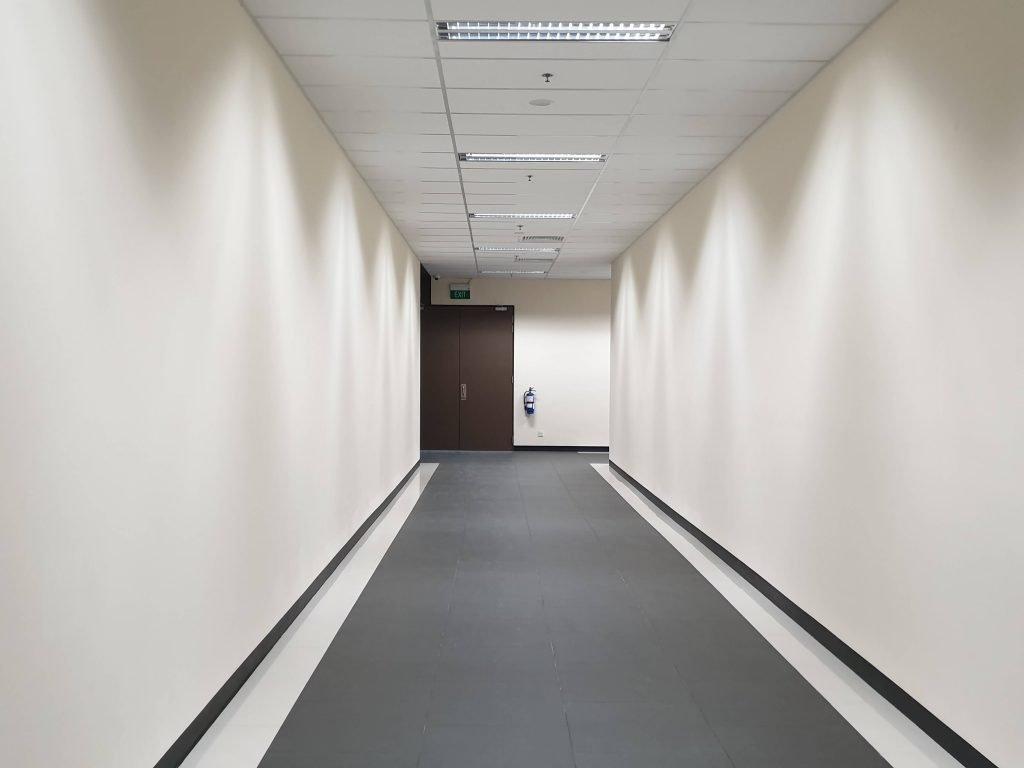 KA Place Hallway