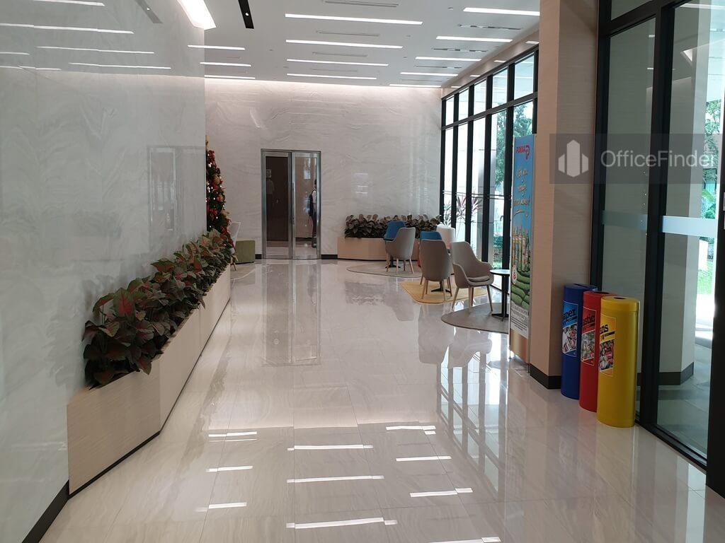 KA Place Lobby