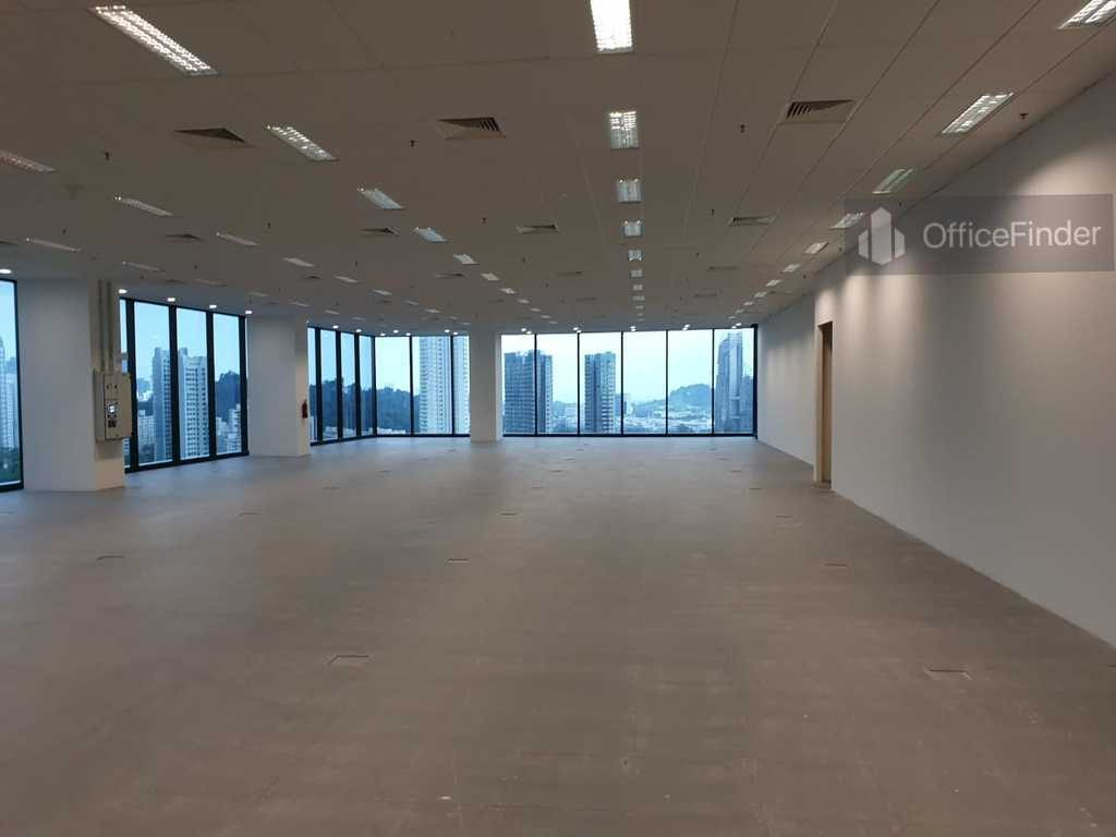 Image showing a bare office space in Singapore