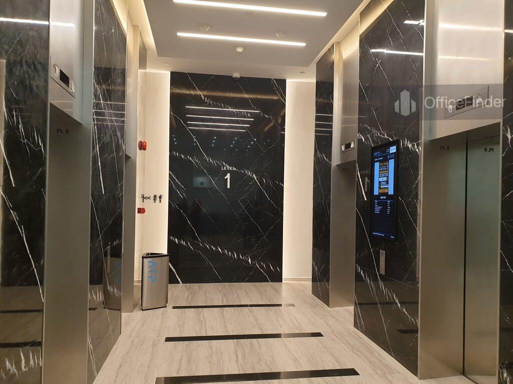 Alexandra Technopark Lobby