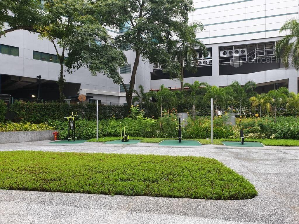 Alexandra Technopark Garden