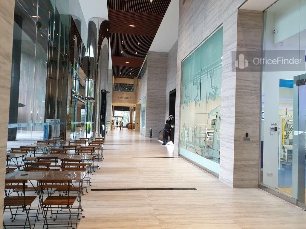 Alexandra Technopark Main Lobby