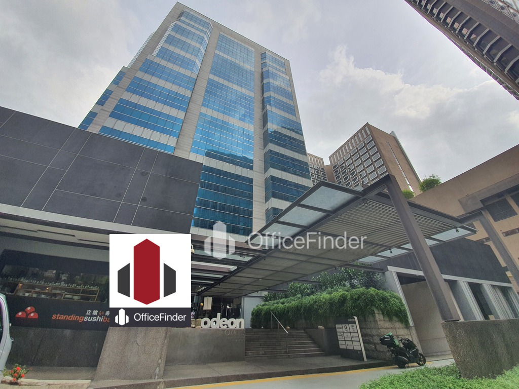 Odeon Tower Office for rent