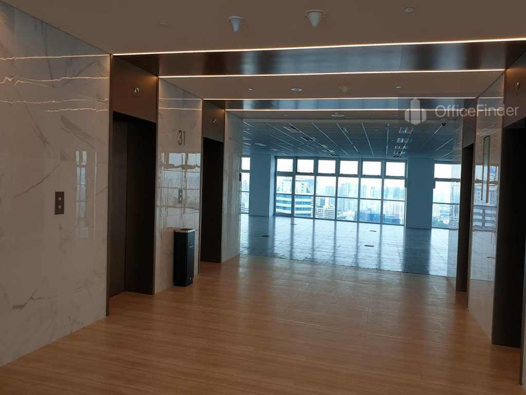PSA Building Lobby