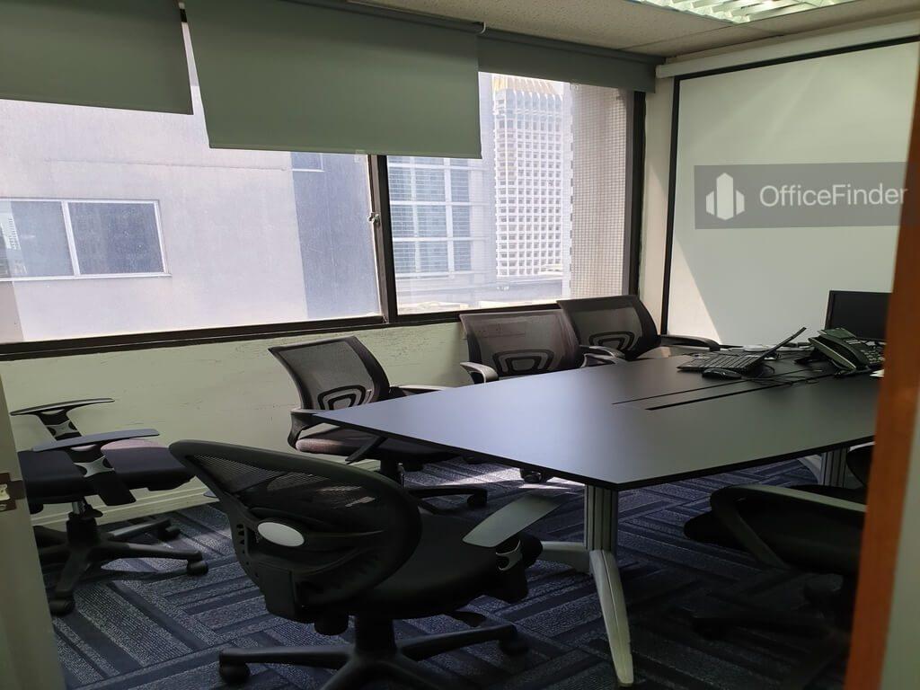 Tong Eng Building Meeting Room