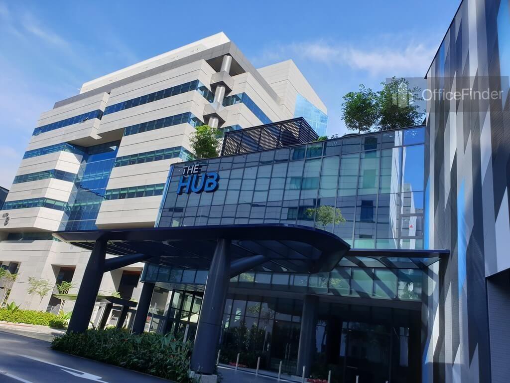 Alexandra Technopark Building