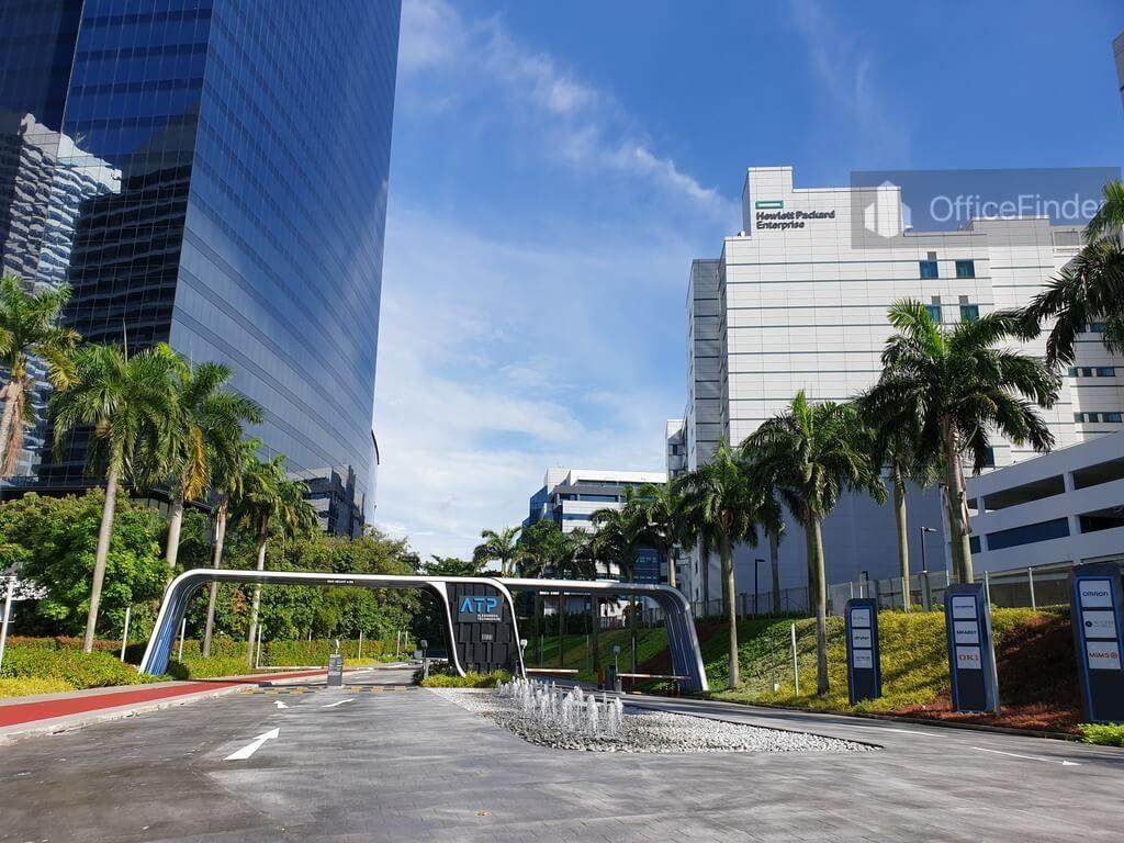 Alexandra Technopark Entrance