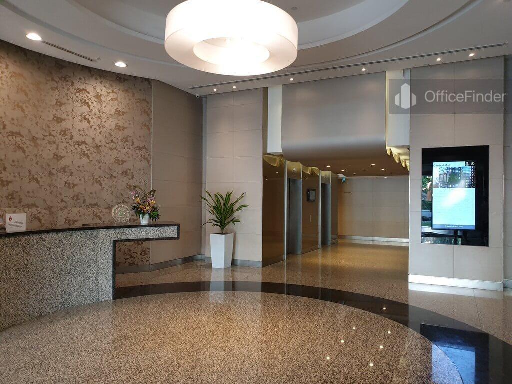 Central Mall Main Lobby
