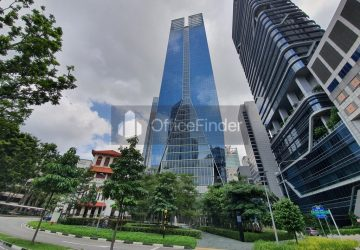 Frasers Tower Office for rent
