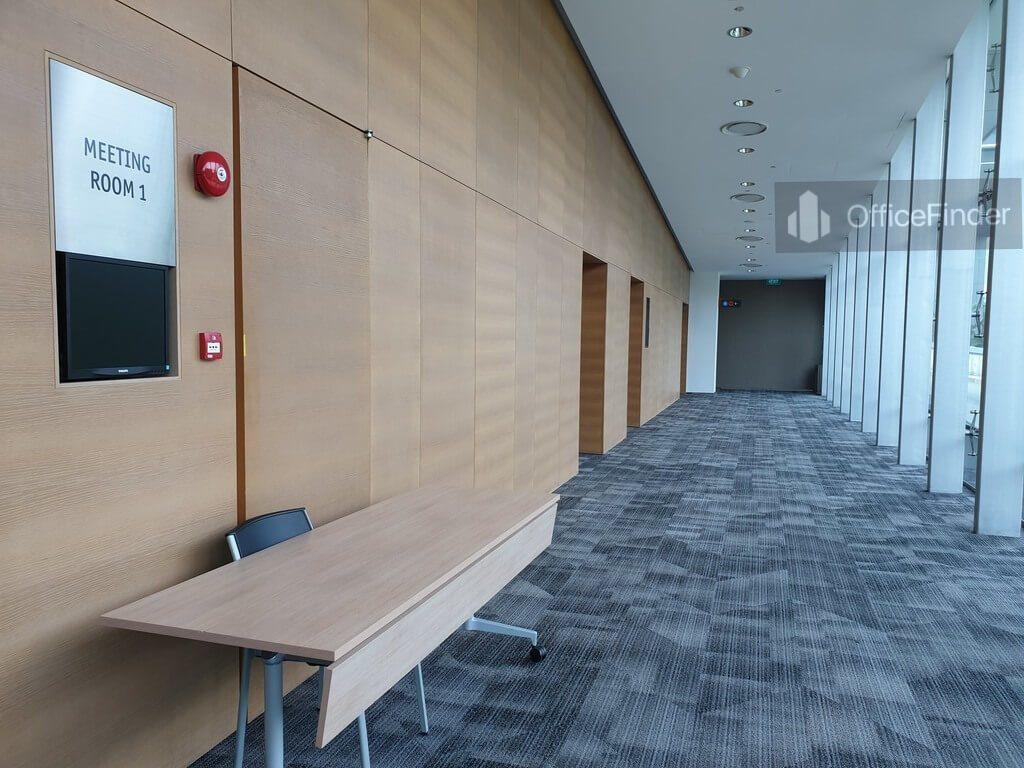 Mapletree Business City II Meeting Room