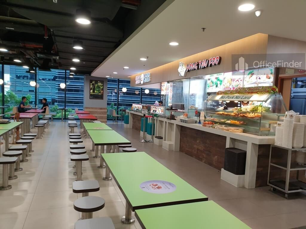 Mapletree Business City II Cafeteria