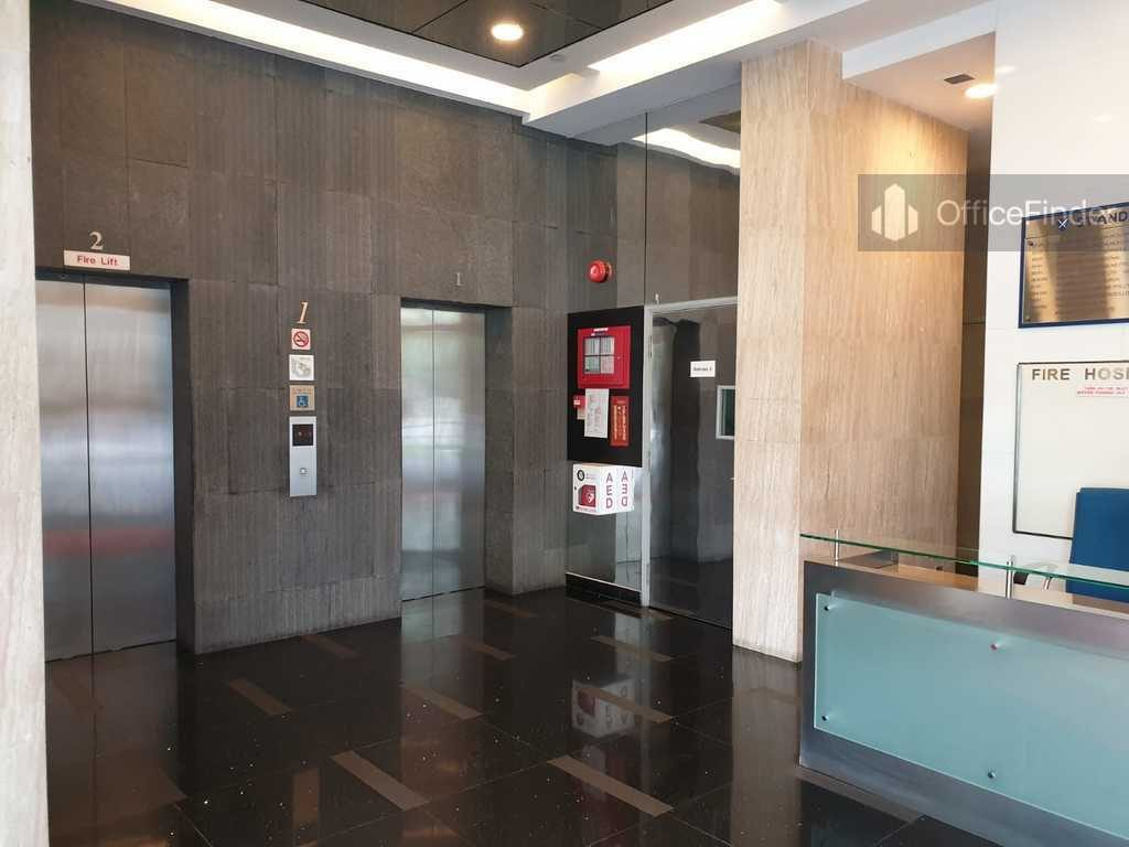 St Andrew's Centre Lobby