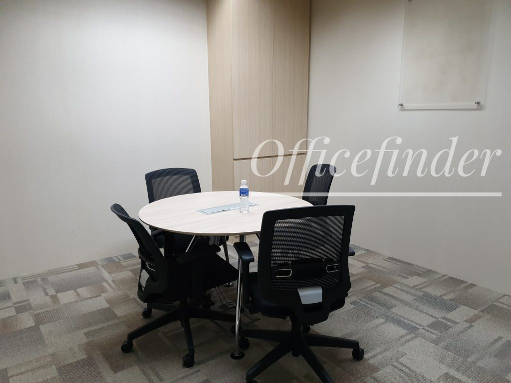 One Raffles Place Office Meeting Room