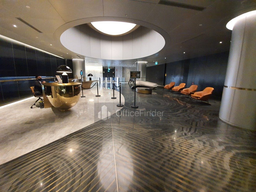 30 Raffles Place Office for rent