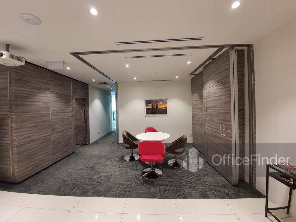 One Raffles Place Office Space Meeting Room
