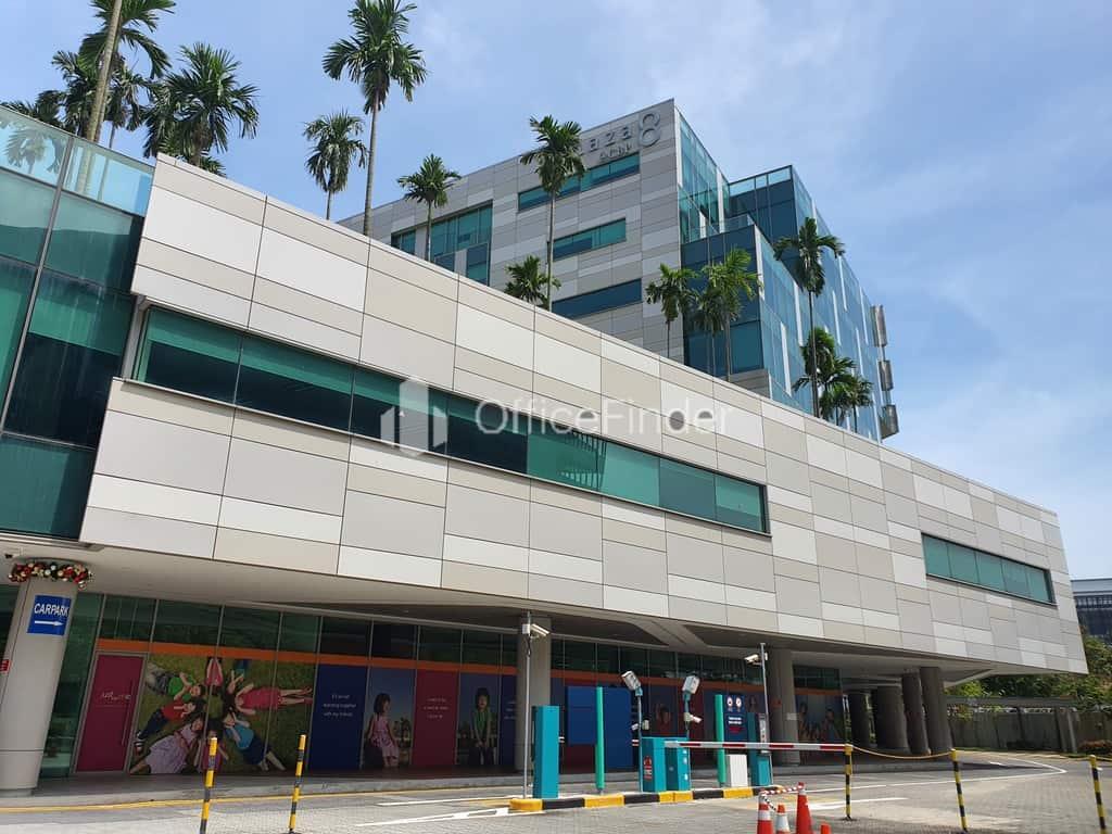 Plaza 8 @ CBP Office for rent