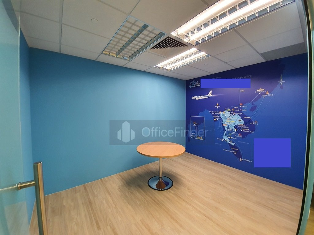 TripleOne Somerset Office for rent