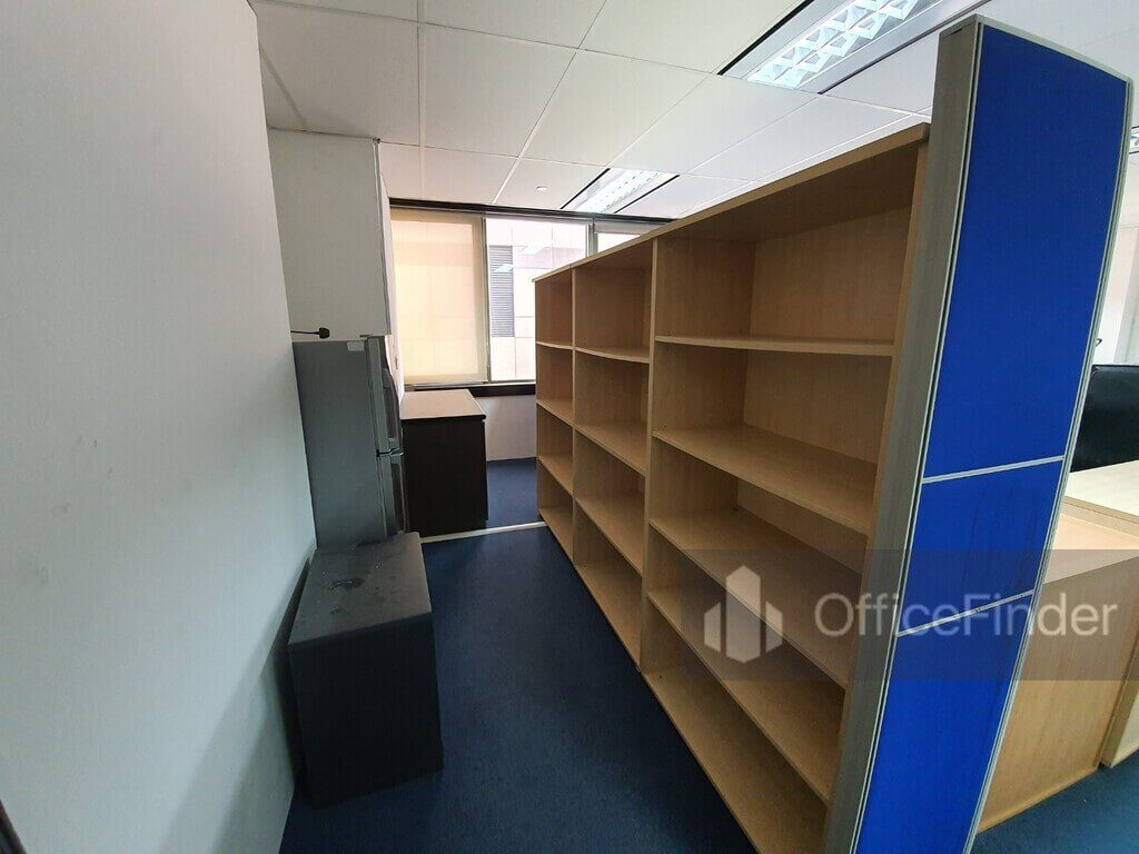 Storage Area of Keck Seng Tower Office Space for rent