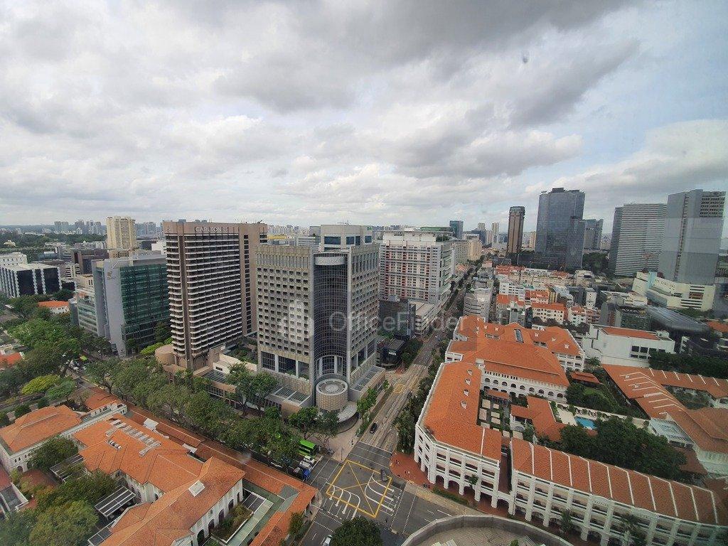 Raffles City Tower View