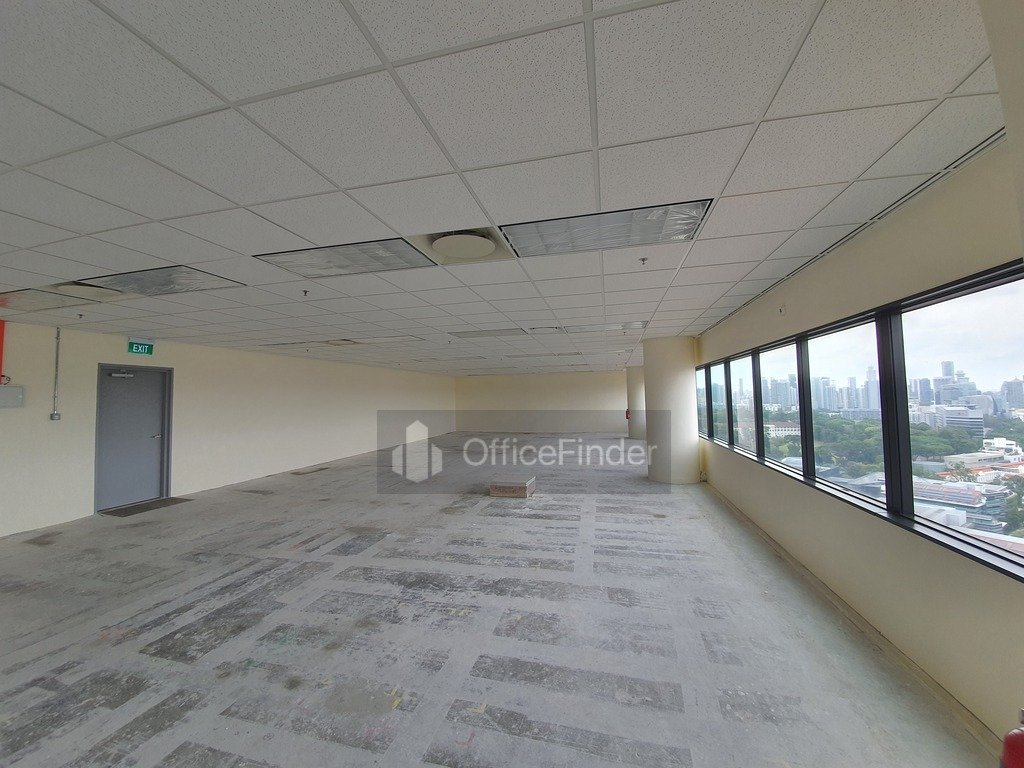 Raffles City Tower Office for Rent