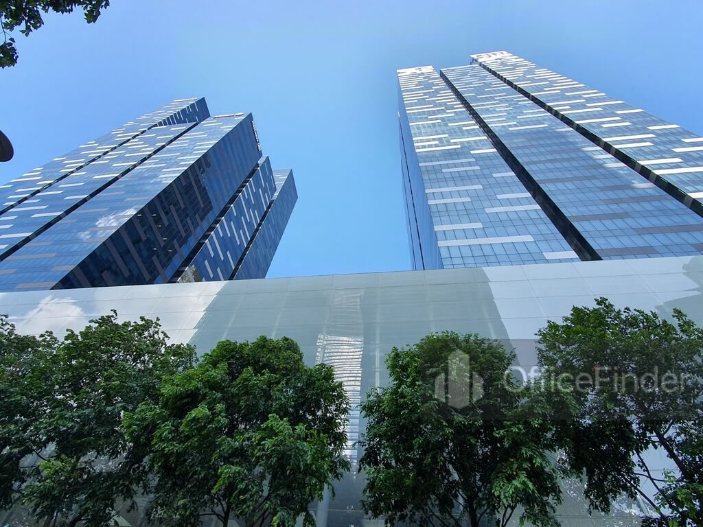 Asia Square Office space for rent